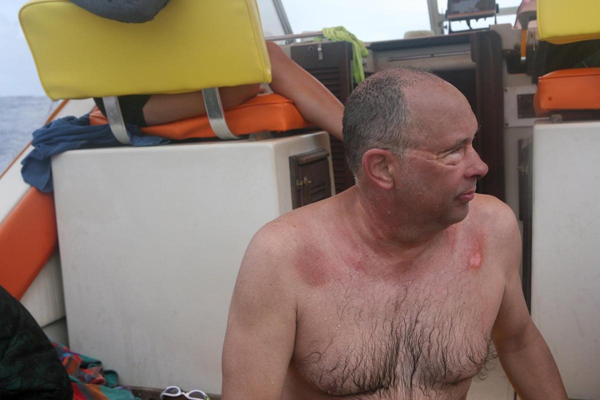 Post 1200 - Doug McConnell Swims Hawaii