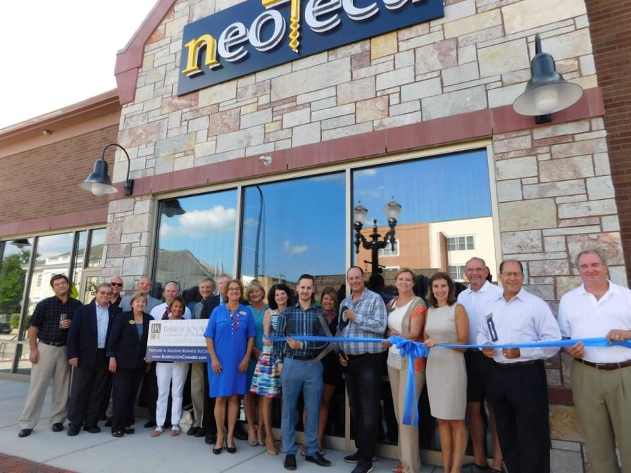Neoteca, 130 S. Hough Street - Barrington, Illinois