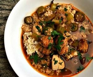 Heinen's Sunday Supper | Glantz Family Gumbo with Chicken & Sausage