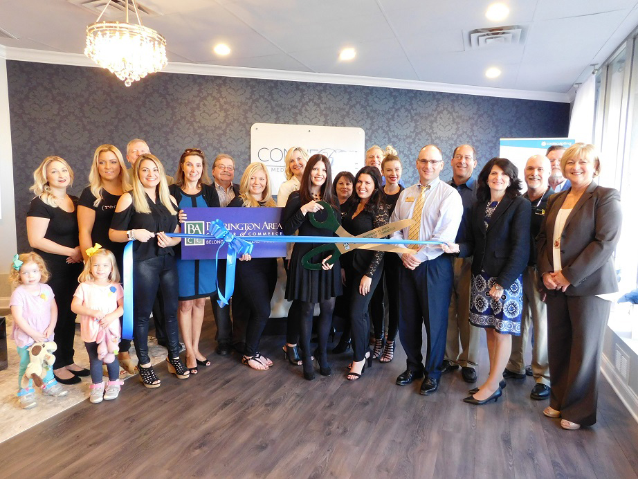 Concierge Med Spa Ribbon Cutting
