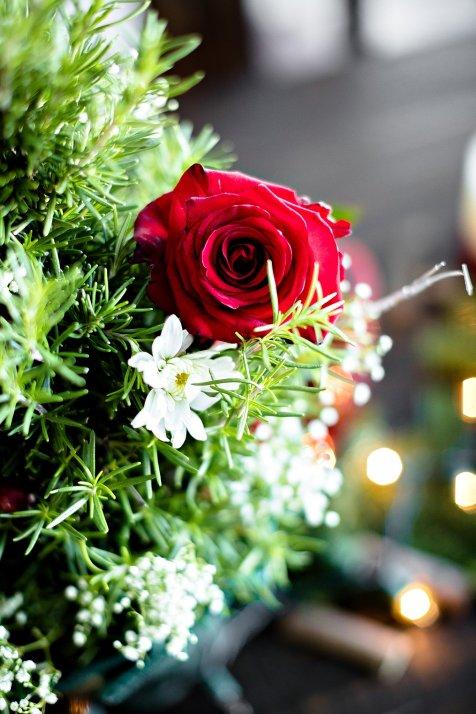 Holiday Brunch Fritatta and Pomegranate Crostini, IL_Modern Farmette_005