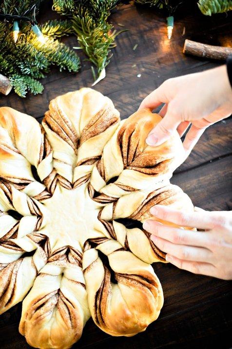 Holiday Brunch Fritatta and Pomegranate Crostini, IL_Modern Farmette_019