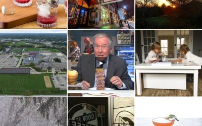 NoonDaily | ABC7 News Features Barrington's Chimney Cakes, Champagne Cocktails & the Last Winter Scenes of 2016