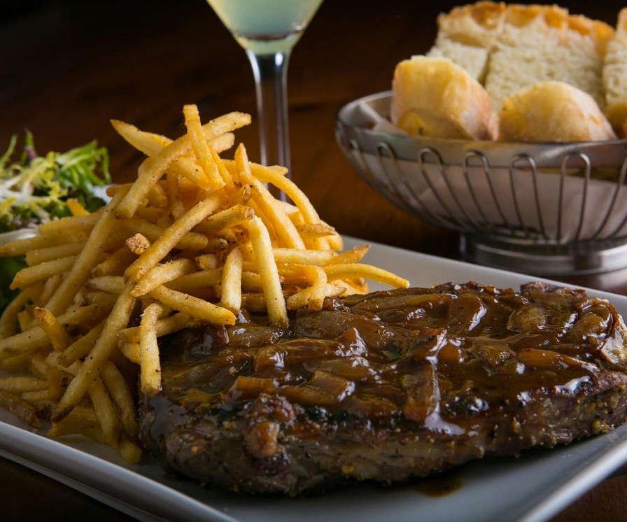 Steak Frites - Biaggi's