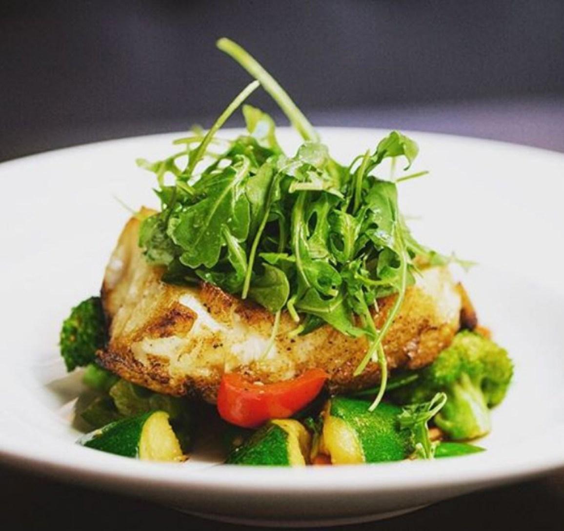 Chilean Sea Bass - Shakou Sushi