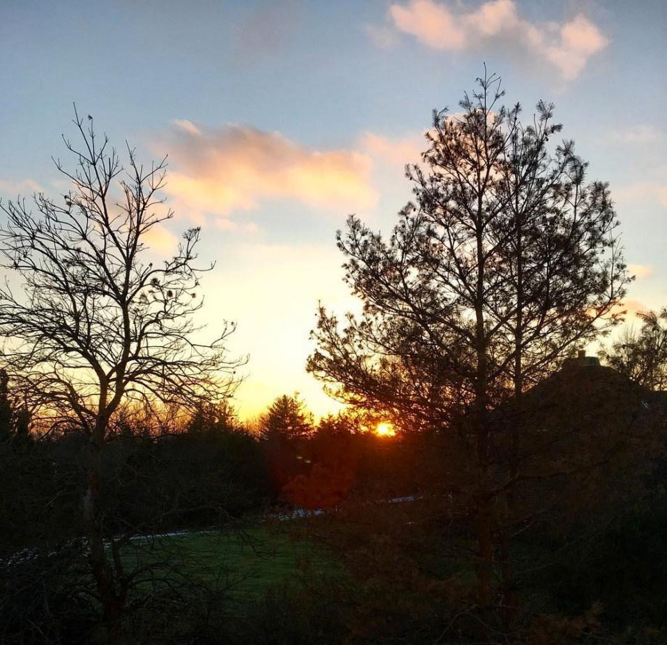 Sunset View - Leah Montoya
