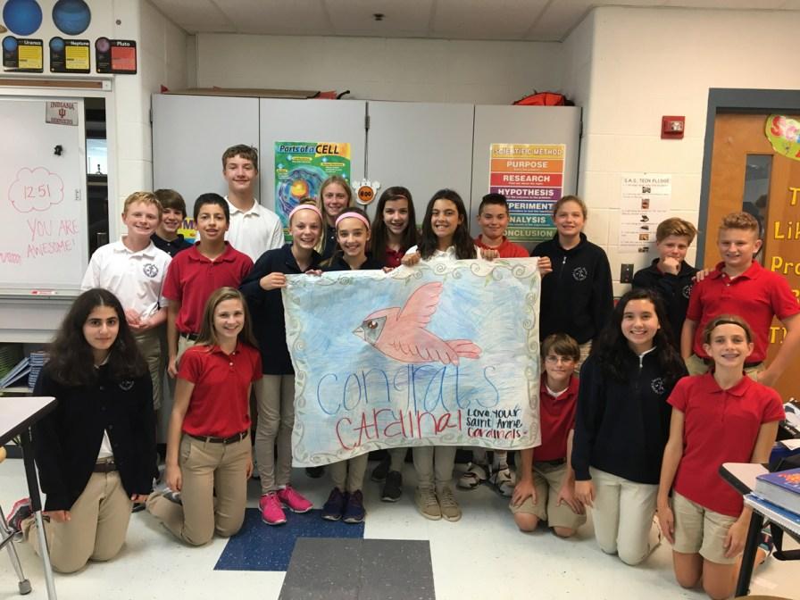 Post - Saint Anne Parish Middle School - 13