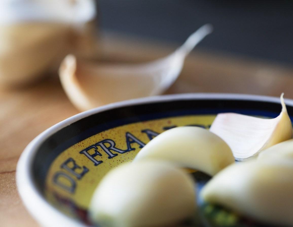 John Kelly - JPK Media - Heinen's Sunday Supper - garlic