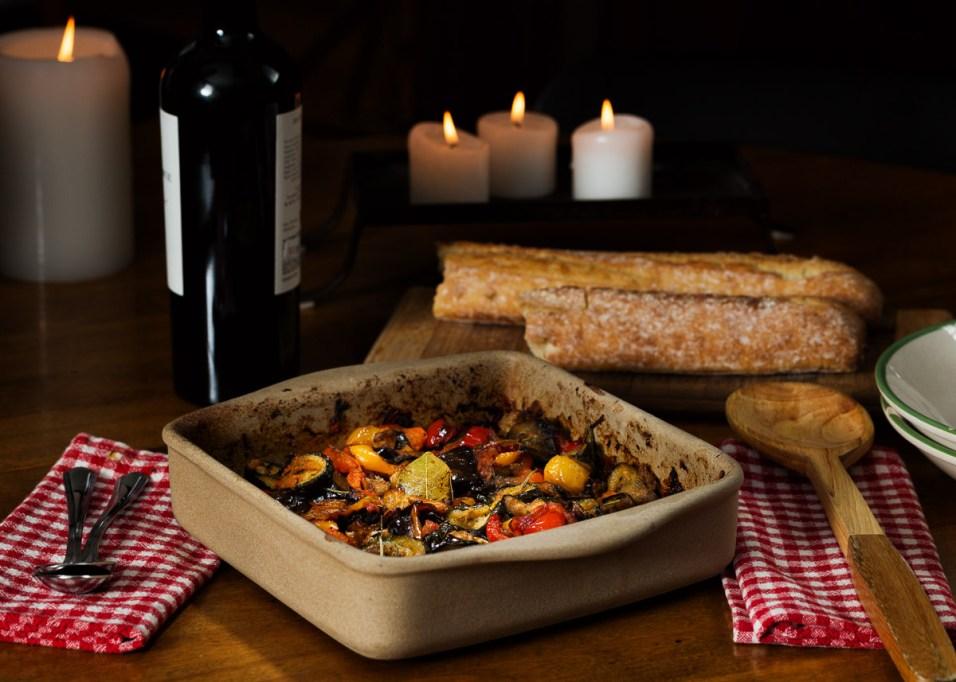 John Kelly - JPK Media - Heinen's Sunday Supper - ratatouille