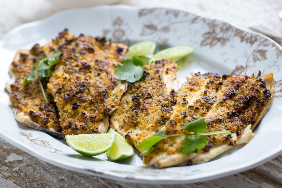 Heinensshrimp_Almond_crusted_trout_tableanddish-3174