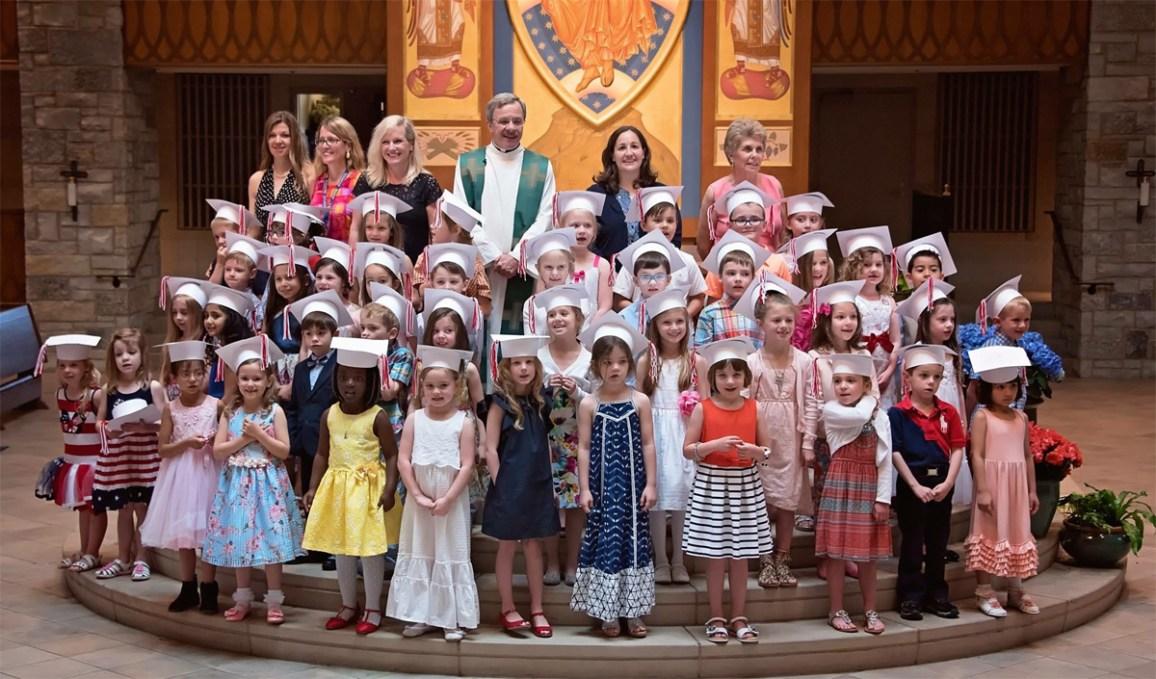 Post - Saint Anne Kindergarten - May