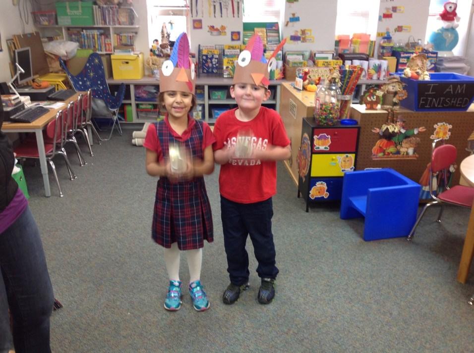 Post - Saint Anne Kindergarten - November