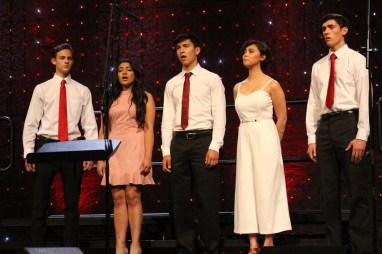 365 - Brad Paisley Performs Barrington High School Graduation - -11