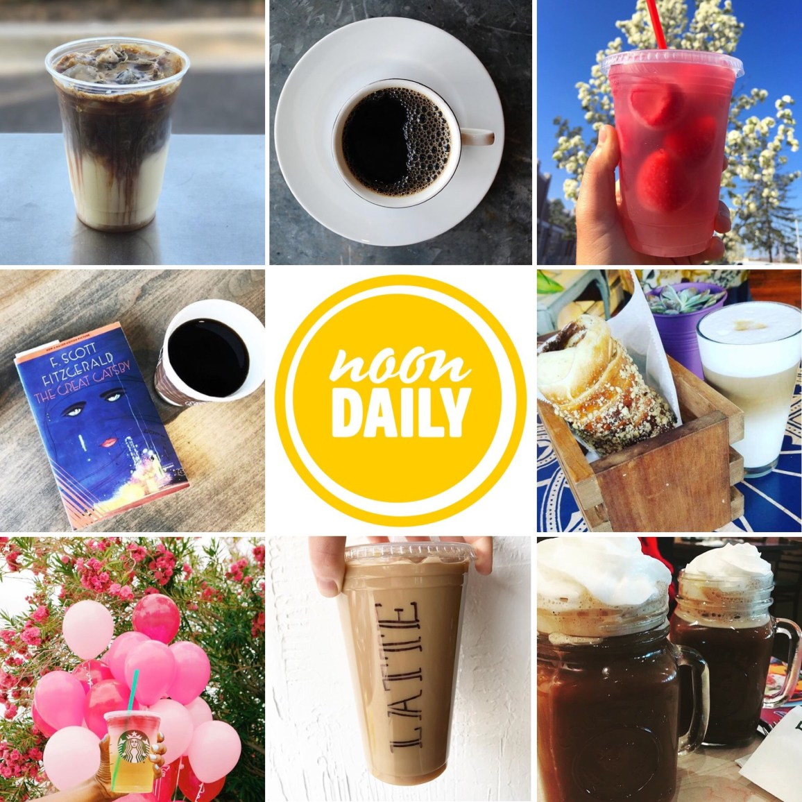NoonDaily - 7.18.2017 - Cafes