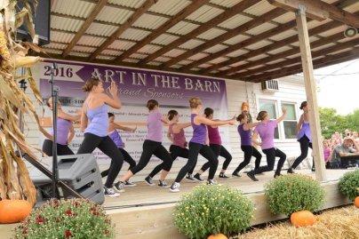 Art in the Barn 2017 - 18