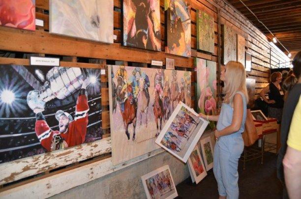 Art in the Barn 2017 - 4