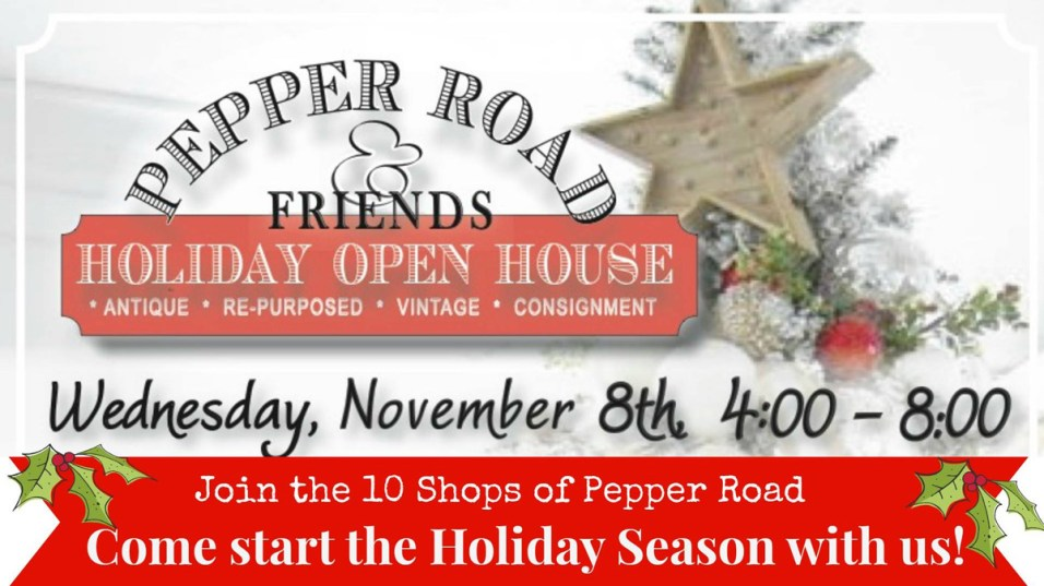 365 - Pepper Road and Friends - Holiday Open House 2017