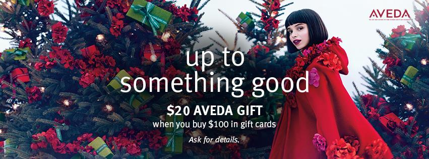 Avalon - Aveda Gift Card Promotion