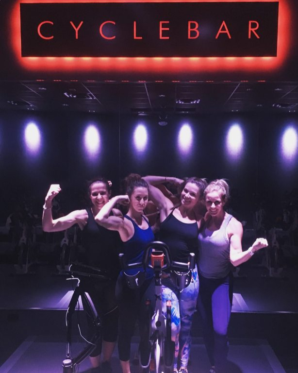 Cyclebar Cyclestar Instructors