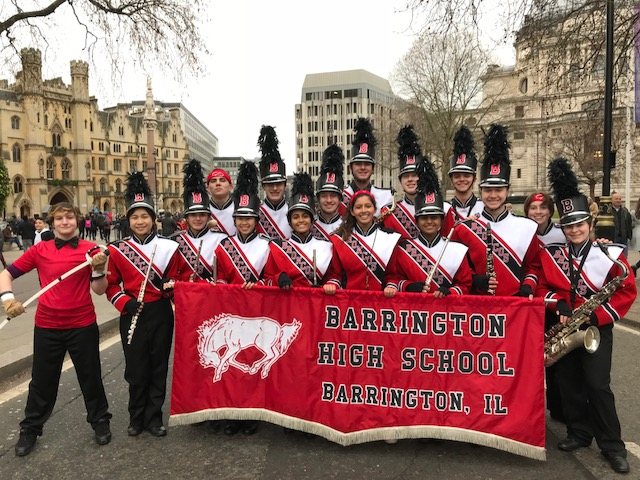 BHS London New Year's Parade 2018 - 9