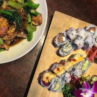Barrington Eats - Foods to Warm Up in Winter - Wok n Fire