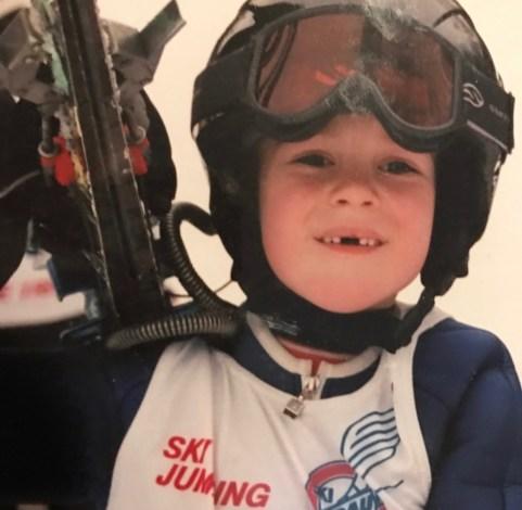 Casey Larson - Childhood - 1