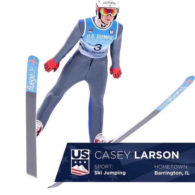 Casey Larson - Olympics - 12