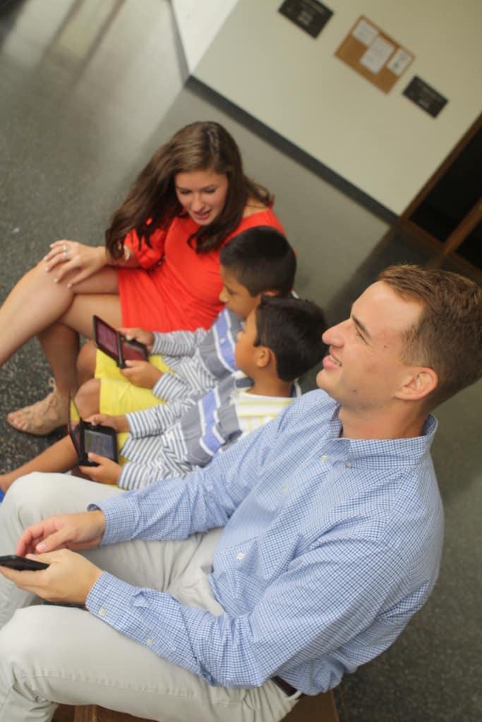 adoption is a family affair