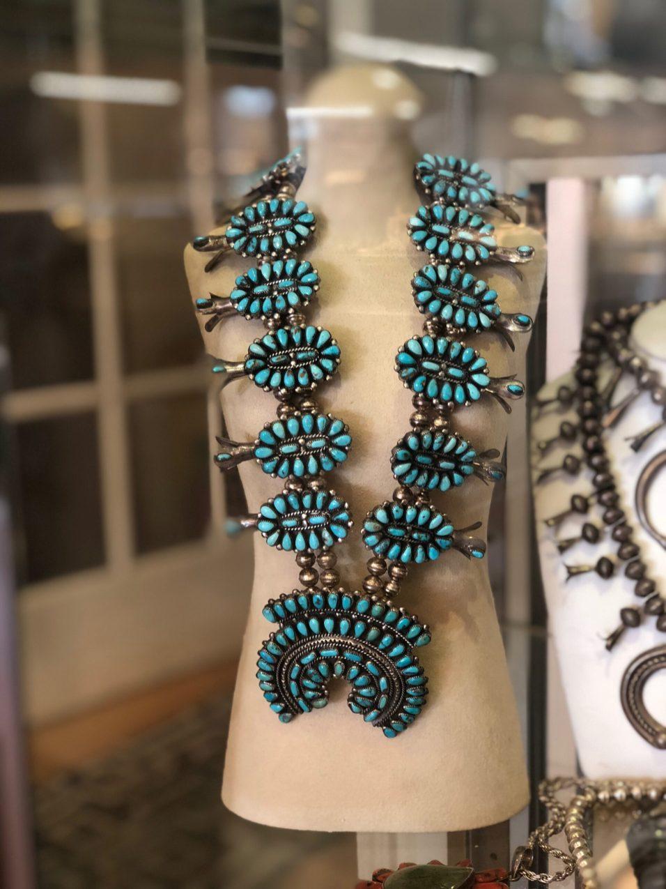 Estate Jewelers - Turquoise - 5
