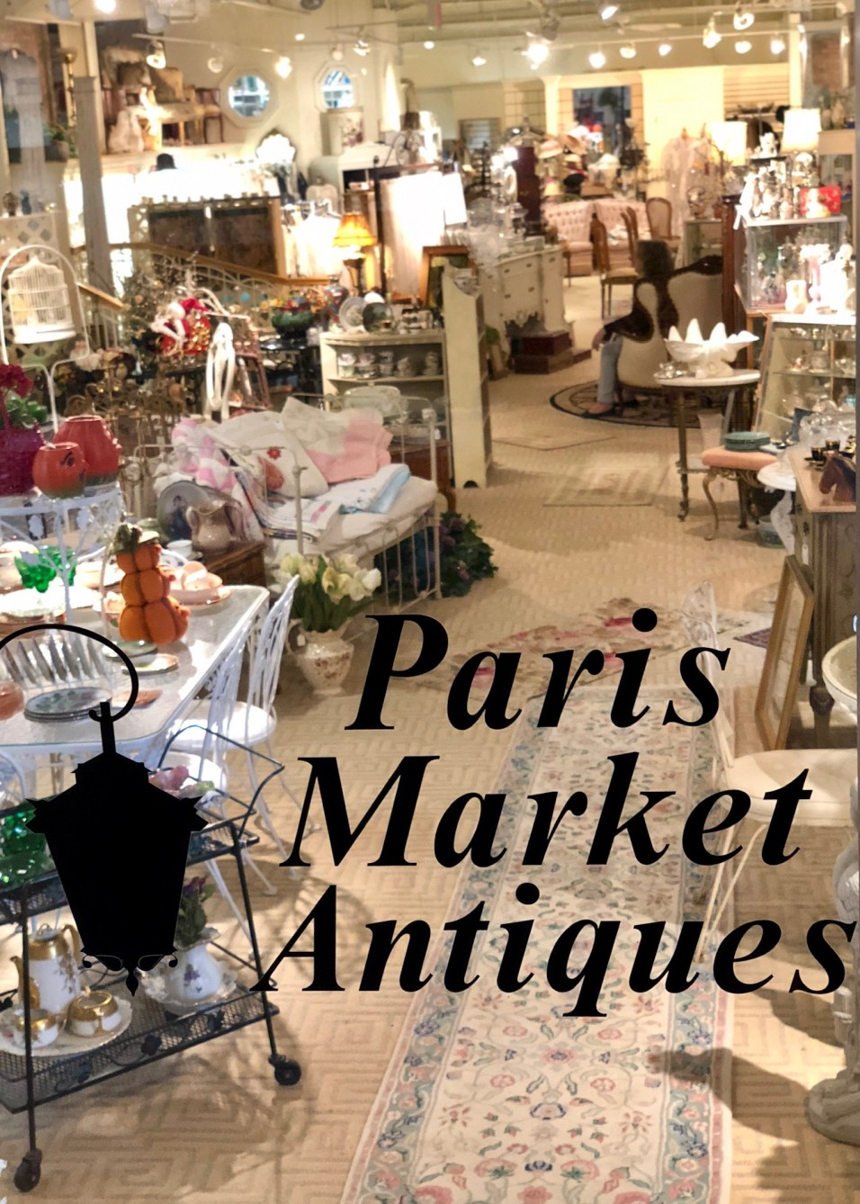Paris Market Antiques - 45