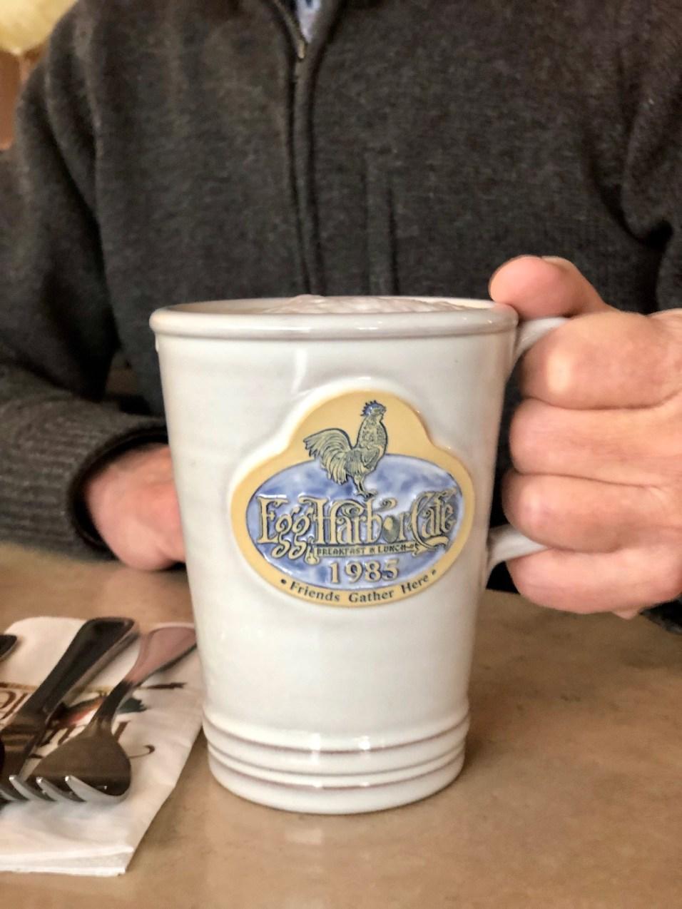 Egg Harbor Café Cappuccino