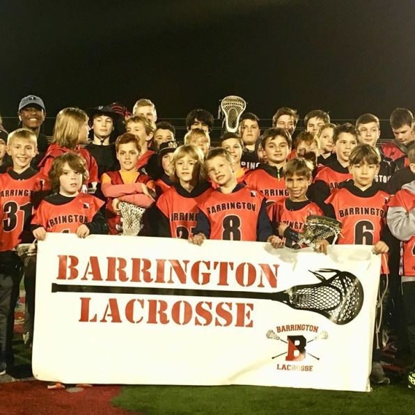 Barrington Youth Lacrosse Senior Night - 11