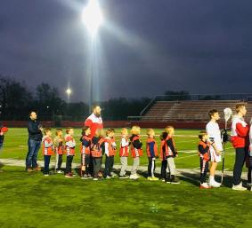 Barrington Youth Lacrosse Senior Night - 21
