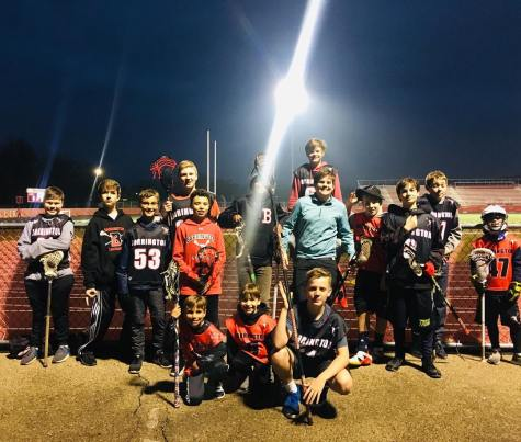 Barrington Youth Lacrosse Senior Night - 23
