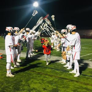 Barrington Youth Lacrosse Senior Night - 27