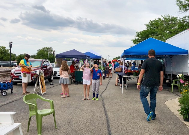 Barrington Farmers Market 2018 - 30