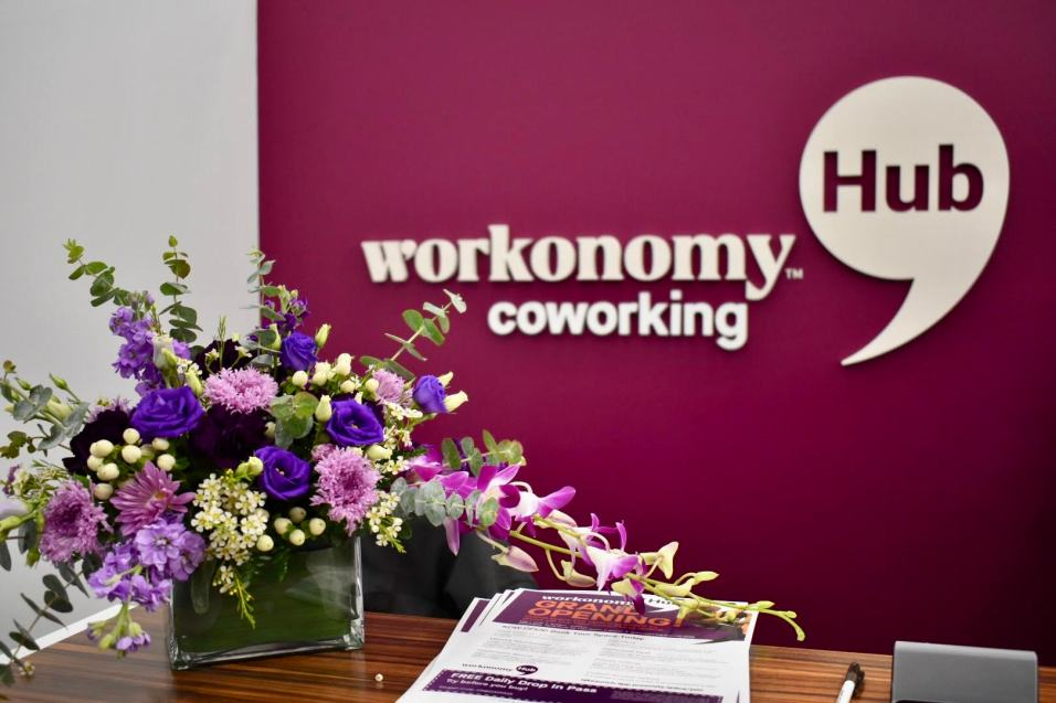 Office Depot OfficeMax Workonomy Coworking - 109