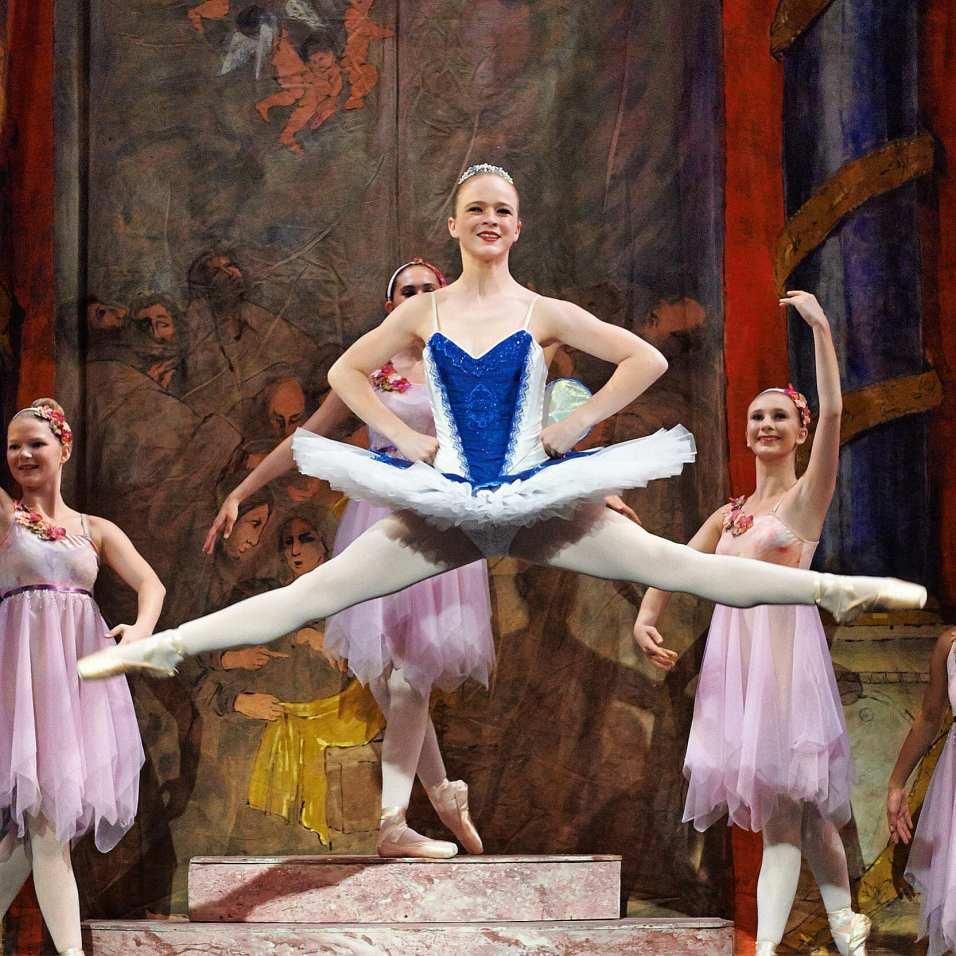 Barrington Dance Ensemble Sleeping Beauty - 4