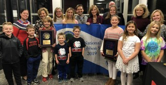 Roslyn Road Elementary School Blue Ribbon Honors - 1