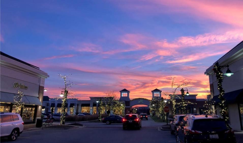 Deer Park Town Center Sky