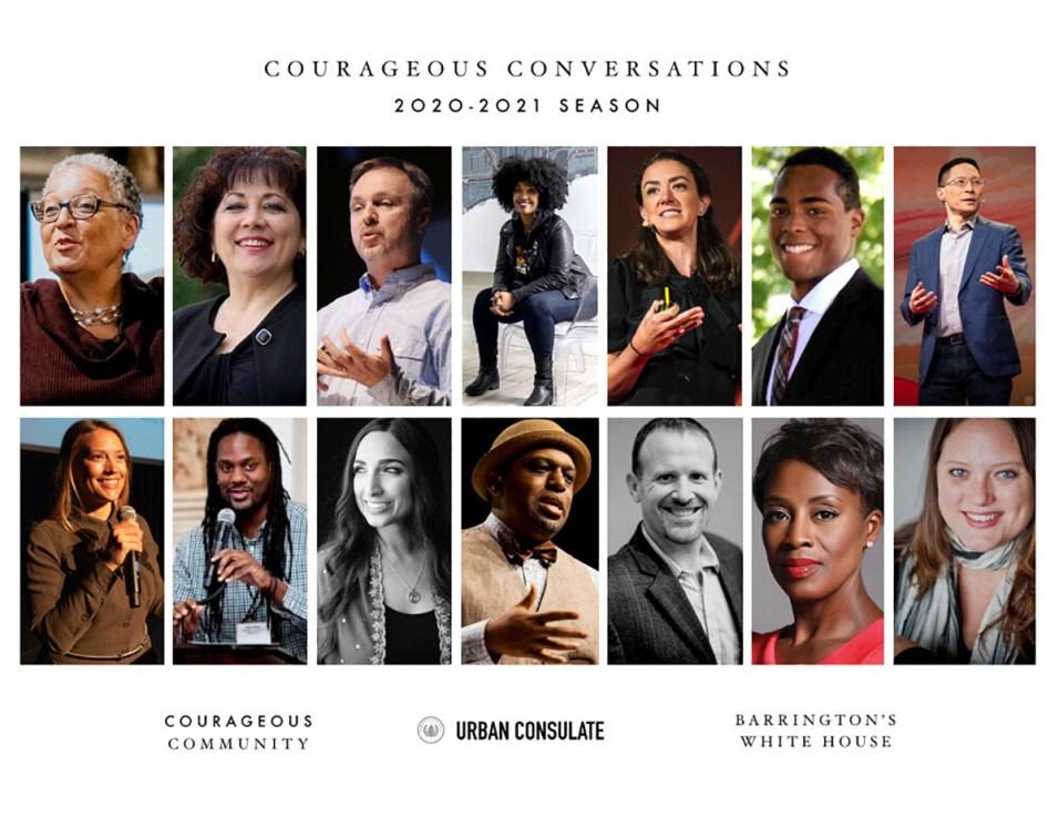 365 - Courageous Conversations Barrington Season 2
