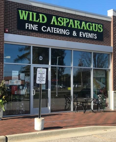 365 - Wild Asparagus Lake Barrington