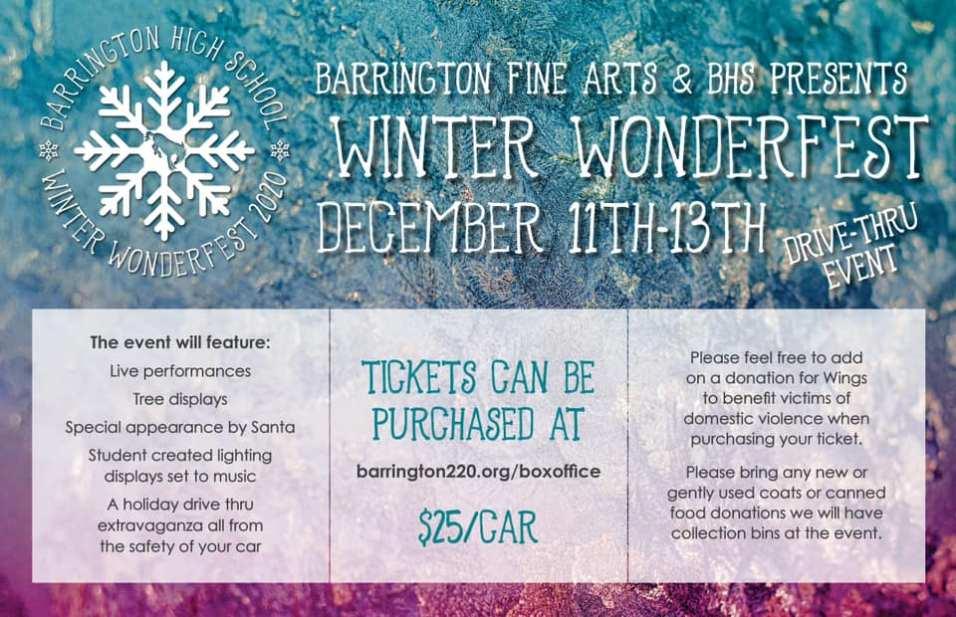 Barrington Winter Wonderfest