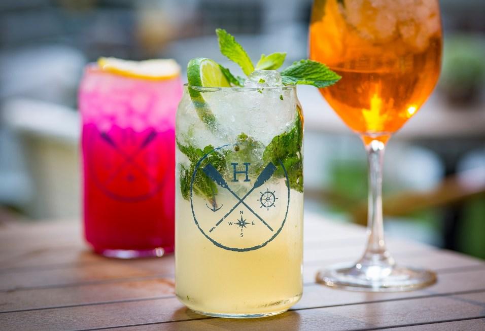 Hampton Social Cocktails
