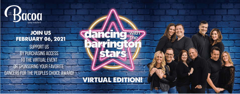 Dancing with the Barrington Stars 2021
