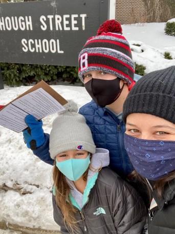 Hough Street School Scavenger Hunt