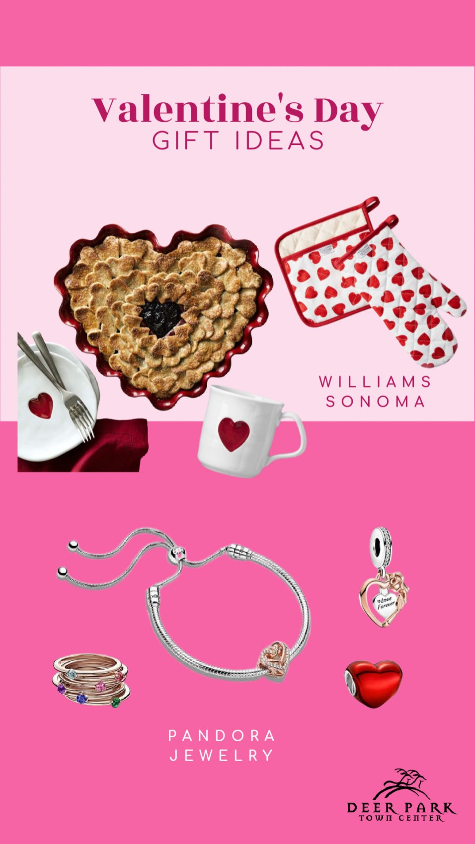 Deer Park Town Center - Valentine's Day Gifts 2021 - 3