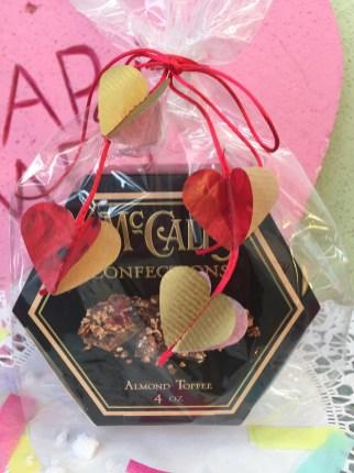 Norton's U.S.A. Valentines - Toffee