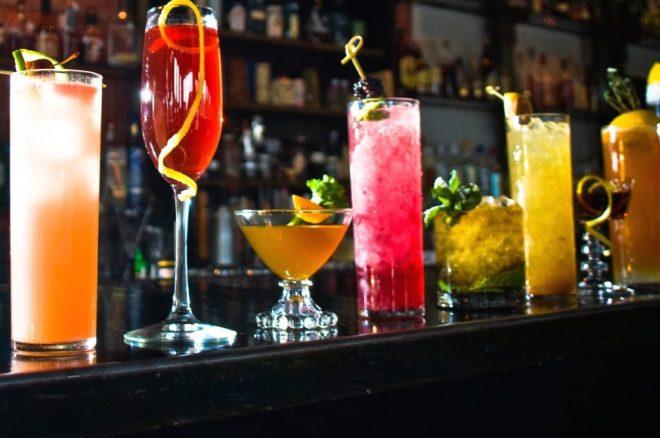 Region Cocktails