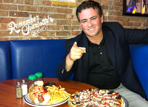 Remember Charlottes Pizza - Brian McManus